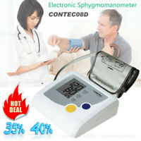 Auto Digital Arm Blutdruckmessgerät BP Manschettenmaschine Farbsphygmomanometer