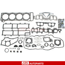 FOR 85-95 2.4L TOYOTA PICKUP 4RUNNER CYLINDER HEAD GASKET SET 22R/RE/REC ENGINE