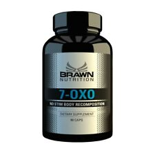 BRAWN 7-OXO Non Stim Body Recomposition 90 Capsules
