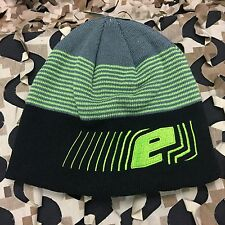 New Planet Eclipse 2016 Tuning Paintball Beanie - Black/Green