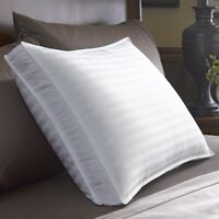 NEW Pacific Coast Feather Restful Nights Down Surround Pillow (Standard, Firm)
