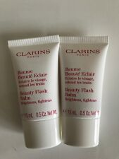 Clarins Beauty Flash Balm 2* 15ml =30ml Sealed