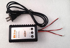iMax B3Ac 2S 3S 7.4V 11.1V Lithium LiPo Rc Battery Balance Charger + charge cabl