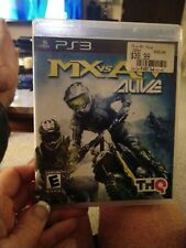 MX vs. ATV Alive  (Sony Playstation 3, 2011) Ps3 w/ Case