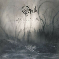 OPETH, BLACKWATER PARK, SEALED 8 TRACK CD ALBUM FROM 2006