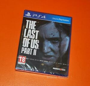 The Last of us Part II 2 PS4 Brand New and Sealed