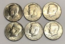 1776-1976 Bicentennial Kennedy Half Dollar Coins - Lot of 4 * Very Good  *