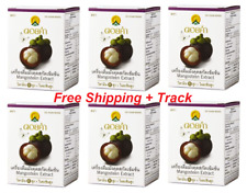 6 x45ml Mangosteen Fruit Juice Extract High Vitamin Doi Kham Brand Royal Project
