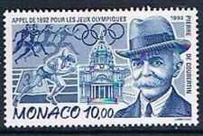 Monaco 1992 Yv N°1853 Mnh**  New Olympic Games