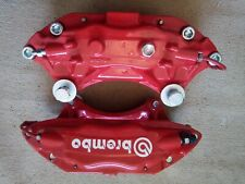 MITSUBISHI EVO 5 6 7 8 BREMBO FRONT BRAKE CALIPERS, NEWLY REFURBISHED EVOLUTION