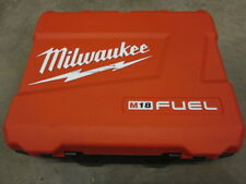 Milwaukee Tool Case Only Fit for 2897-22 Drill 2704-20 2703-20 2754-20 Driver