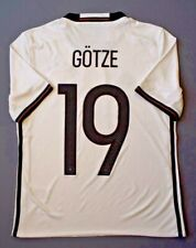 Gotze Germany Jersey 2016 2017 Home 13-14 y Youth Shirt Football Adidas ig93