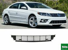 FRONT BUMPER LOWER RADIATOR GRILL WITH PDC HOLES COMPATIBLE WITH VW CC 2012-2017