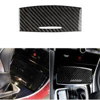 Carbon Fiber Interior Gear panel ash Cover Sticker For Infiniti Q50//60 2014-2018