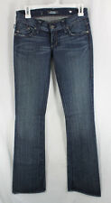 Rock Republic Prime Jeans Denim Womens Size 0, 25 Flare Ultra Low Rise Sample
