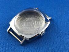 VIALUX Watch Case Part - Fond Acier Noxydable - Swiss Made  #800