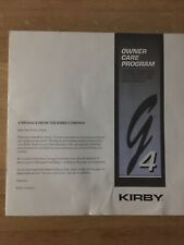 Kirby G4 vaccum Cleaner