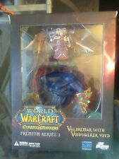 World of Warcraft Valdremar w/ Voidwalker Voyd DC Unlimited MIB Premium Series 2