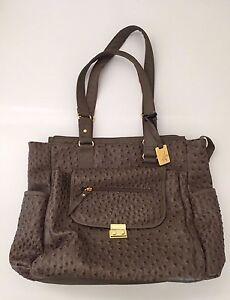 Truly Scrumptious Diaper Bag Shoulder Heidi Klum Tote Baby Purse Handbag Satchel