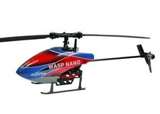 Nano CPX 6CH Flybarless RTF RC Helicopter 2.4GHz - Brushless Version