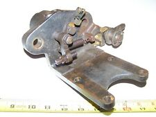 Old WEBER? 303J83 Webster Magneto Ignitor Bracket Hit Miss Engine Steam Oiler