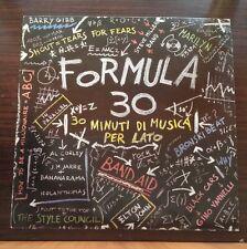 50057 LP 33 giri - Various - Formula 30 - Polystar records 1985