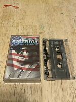America (The Way I See It) by Hank Williams, Jr. Cassette, Oct-1990, Very Good