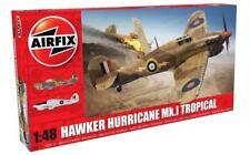 Airfix 1/48 Hawker Hurricane Mk.I Tropical Plastic Model Kit 05129 ARX05129
