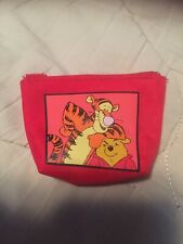 winnie the pooh and tigger change coin purse small disney