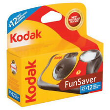 Kodak Disposable FUN Saver  Single-use 35mm Film Camera With Flash 39Exp