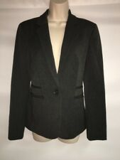 Express Blazer Jacket Size 6 Womens Charcoal Gray NWT