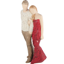 More than Words Everlasting Love couple gift sentimental Figurine 9560 ARORA UK