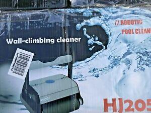 AIPER HJ 2052 Automatic Robotic Pool Cleaner Tangle-Free Swivel Cord - DEMO