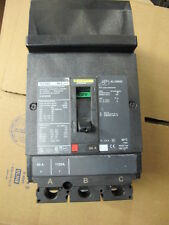 Square D Hja36060 3 Pole 60 Amp 600 Volt Powerpact I Line Circuit Breaker New