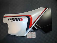 Seitendeckel rechts Sidecover right Honda VT500E VT 500 E New Part Neuteil