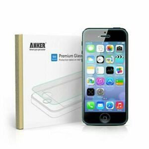 Anker Premium Tempered-Glass Screen Protector iPhone 5s / iPhone 5c /iPhone5