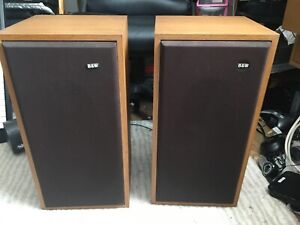 B & W  DM11 Classic, Vintage Speakers, Working