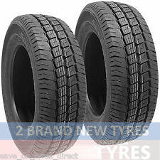 2 2056515 Budget 205 65 15 Van Commercial NEW Quality Tyres x2 205/65 102/100