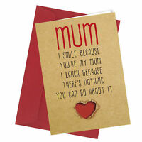 #142 Birthday / Mothers Day Greetings Card Comedy Rude Funny Humour Love Cheeky