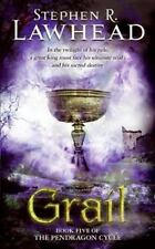 Grail (The Pendragon Cycle, Book 5) Stephen R. Lawhead Mass Market Paperback Boo