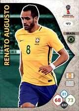 Panini WM Russia 2018 -  Nr. 49 - Renato Augusto - Team Mate
