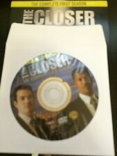 The Closer - Season 1, Disc 3 REPLACEMENT DISC (not full season)