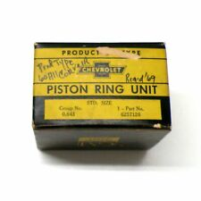 b] NOS 1960 Chevy Corvair Production Type STD Piston Ring Unit GM 6257126
