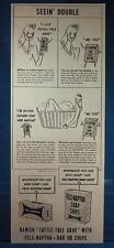 Vintage Magazine Ad Print Design Advertising Fels Naptha Soap Bar Chips