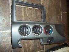 1999 2000 Mercury Cougar Ac Temperature Heater Climate Control Manual Control