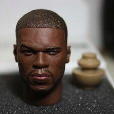 HOT FIGURE TOY1/6 HEADSCULPT Curtis James Jackson HEADPLAY 50 cent