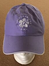 ed93b0063c Material: Straw. Turks & Caicos BWI British West Indies Kate Lord Baseball  Cap Hat Women's Size