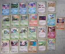 Go Pokemon 26 Trading card game Karten Holo 100 Wartortle 43 Flurmel 69 Schillok