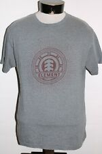 ELEMENT Mens Large L T shirt Combine ship Discount