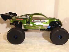 Traxxas Revo Nitro Rc Truck Upgraded (ROLLER ONLY)